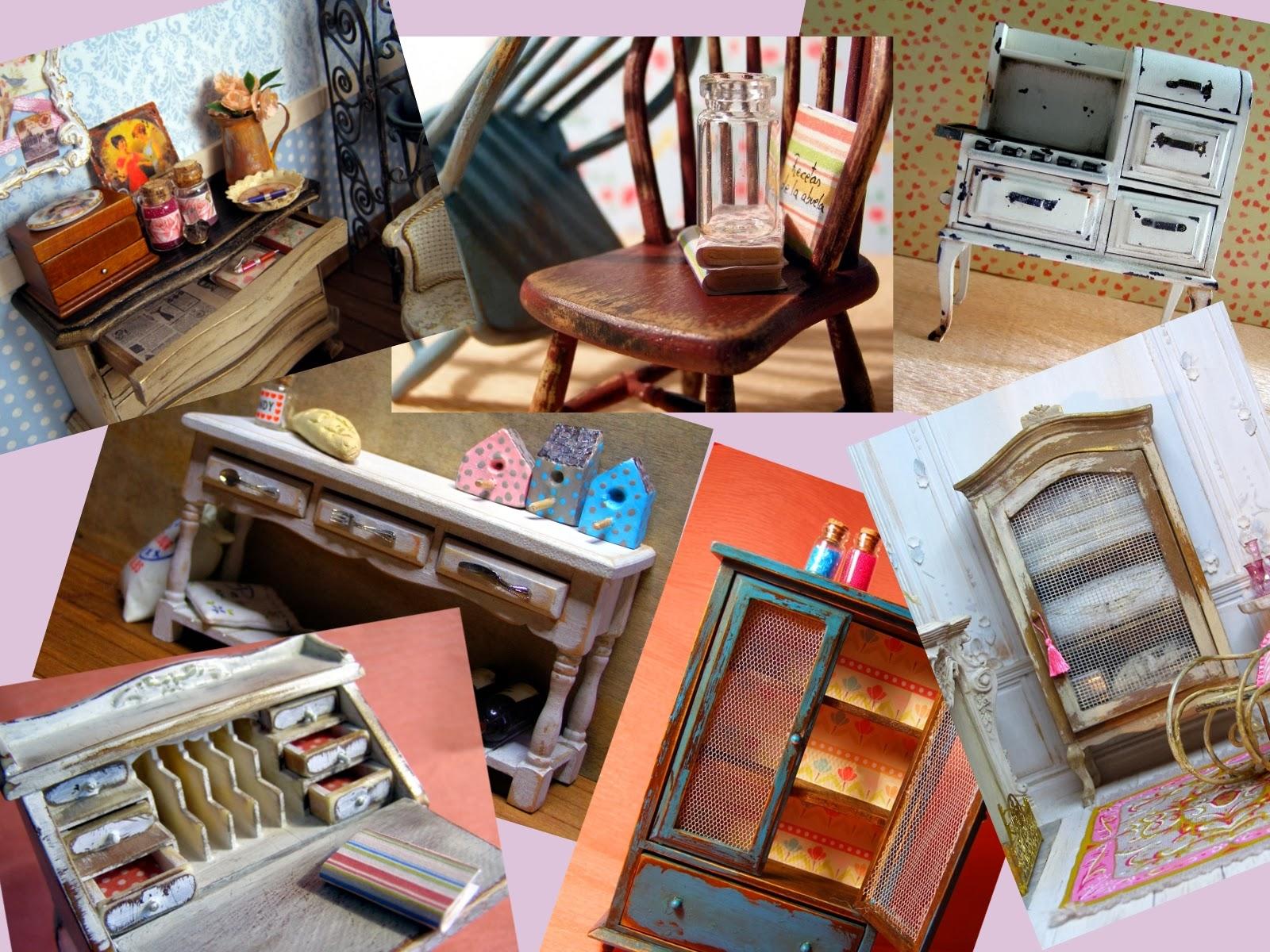 Pequeñeces: DIY- Personalizando muebles de madera- Customizing ...