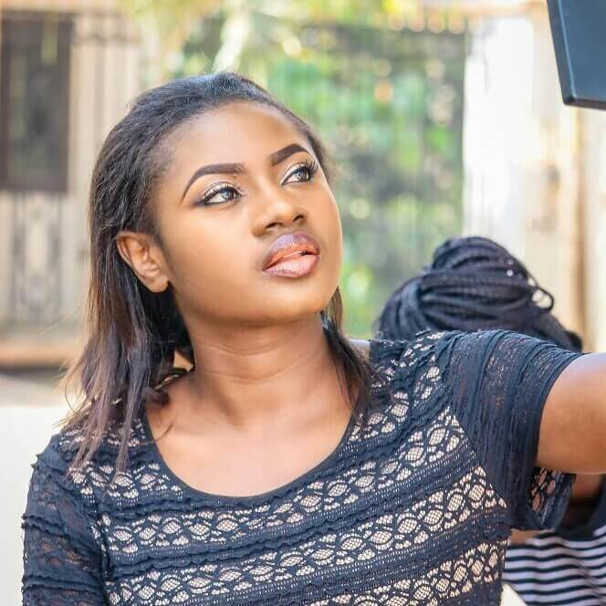 I will continue to accept sexually explicit movie roles - Martha Ankomah