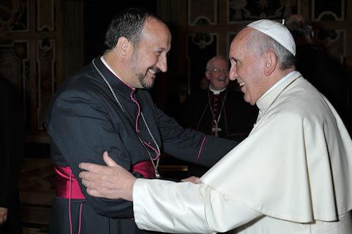 Barba - Bergoglio