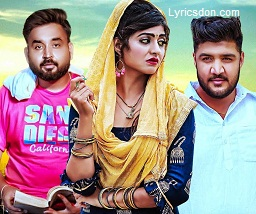 New haryanvi song Degree sung by Sandeep Surila and starring by  Keshu Sampla, Sonika Singh.  Degree Song Lyrics has written by Bintu Pabra and music has given by GR Music. This song directed by Ameet choudhary and releaseed by Royal music Factory.