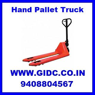 Hand Pallet Truck GIDC Digital Directory Morbi Ahmedabad Vadodara Rajkot