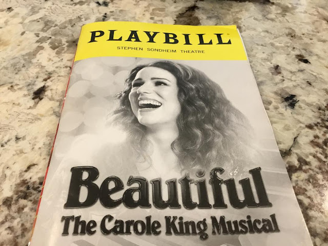 Carole King Playbill