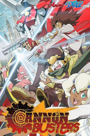 Cannon Busters (12/12) [Lat/Cast/Ing/Jap+Sub] [WEB-DL 1080p]