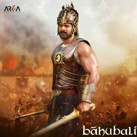 Bahubaali (2015) Dual Audio [Hindi Telugu] DVDScr 750mb Mafiaking