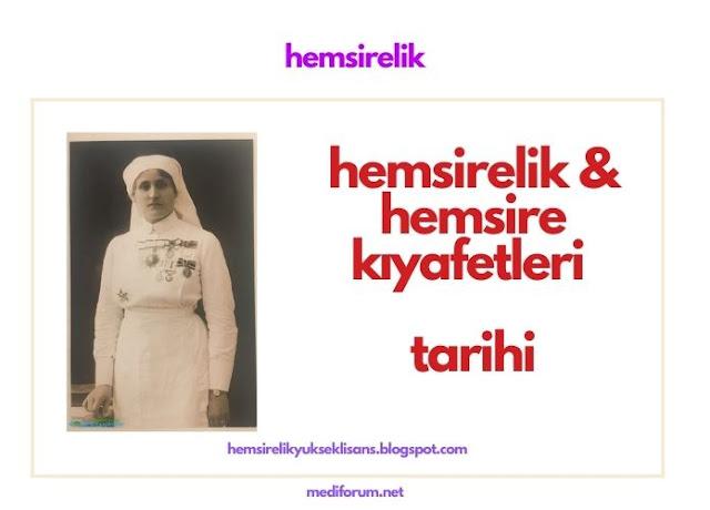 hemşirelik tarihi