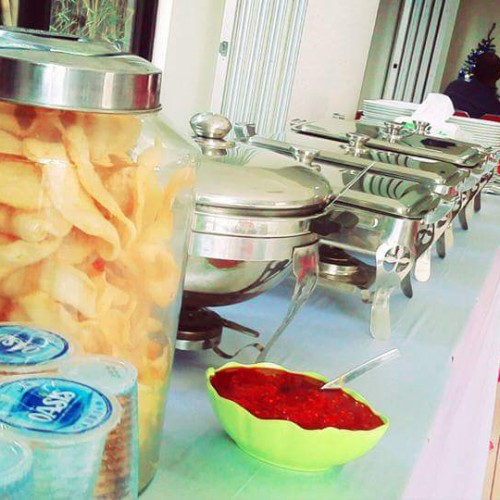Rental Peralatan Catering