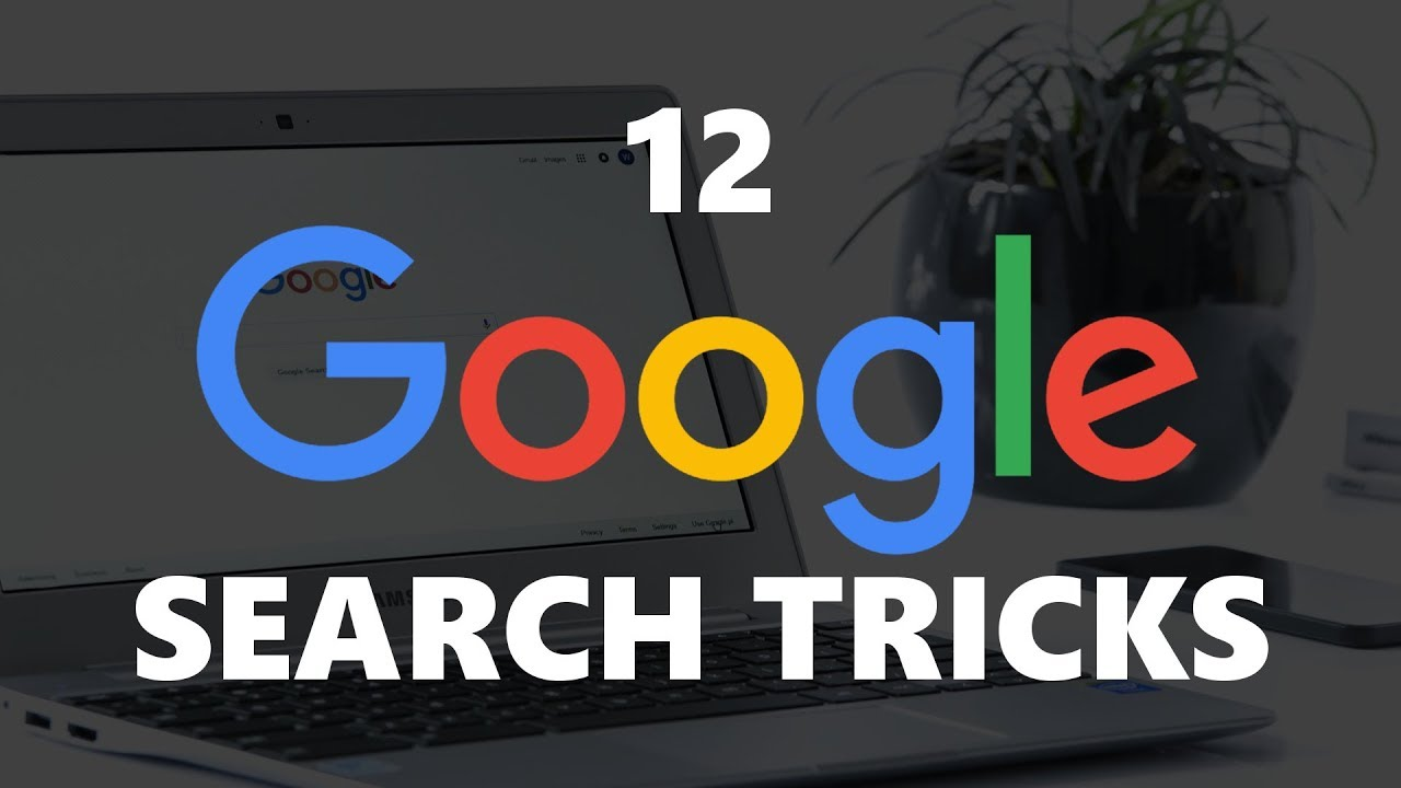12 Cool Google Search Tricks You Should Be Using! [video]