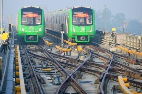 """Đường sắt Cát Linh – Hà Đông """"án binh bất động"""" vì Tổng thầu Trung Quốc"""