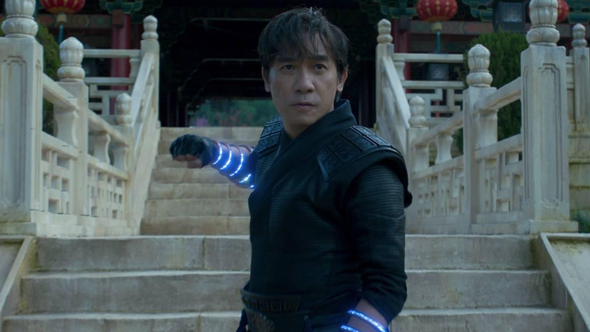 Wenwu dengan kekuatan mematikan ten rings