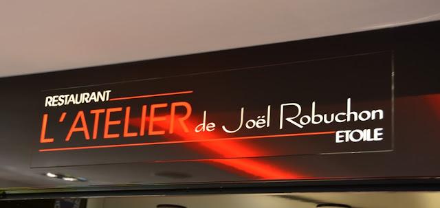 Joel Robuchon etoile Paris