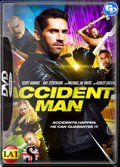 Asesinatos Accidentales (2018) DVD5 LATINO/INGLES