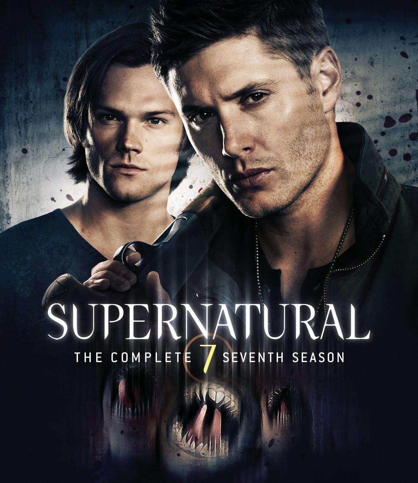 Supernatural Temporada 7 Dual Latino/Subtitulado 1080p