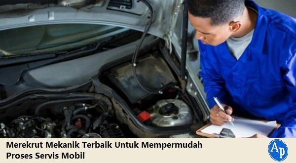 Memulai Membuka Bengkel Mobil Umum Sendiri Under 50Jt