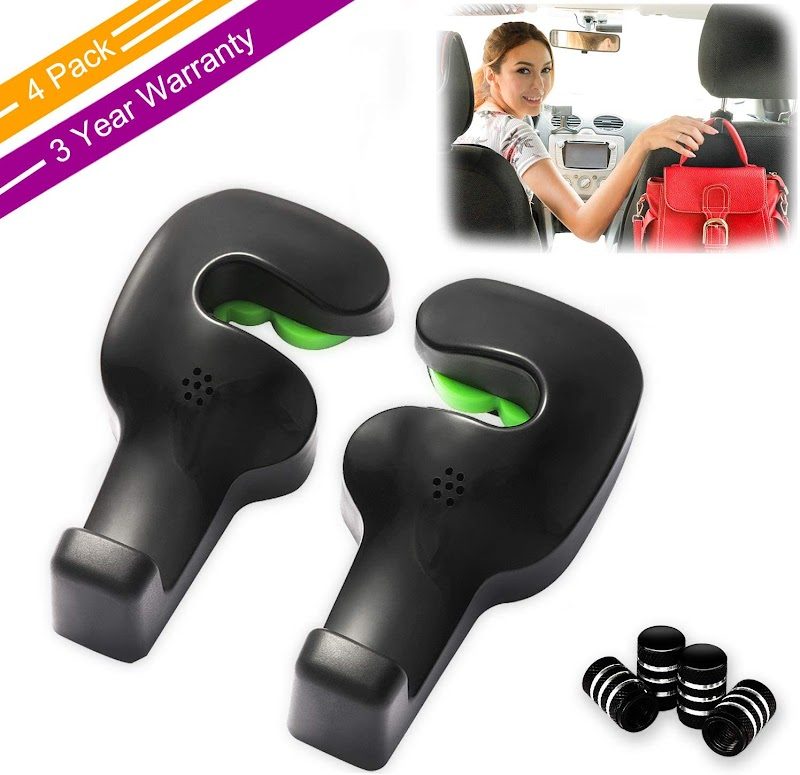 50% off Car Hooks Headrest Hangers