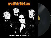 """Το ep των Denner's Inferno """"Fountain of Grace"""""""
