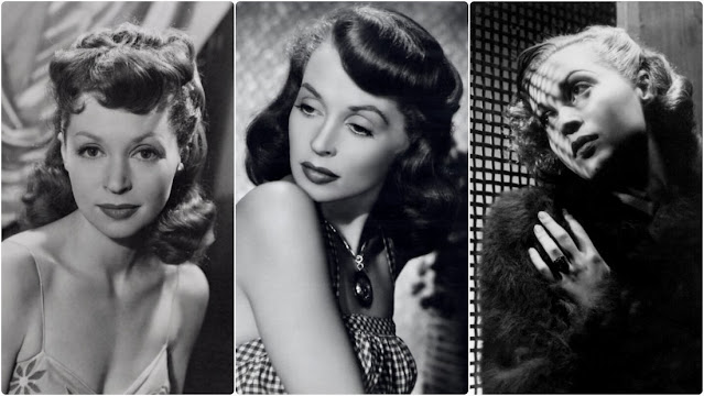 Beautiful Photos of German Actress Lilli Palmer in the 1930s and '40s