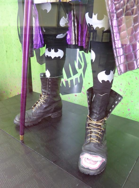 Suicide Squad Joker costume boots