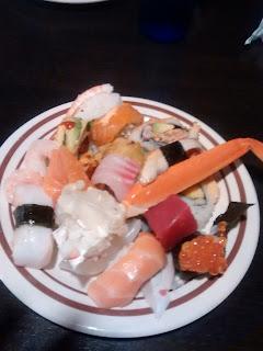 seafood, seafood buffet