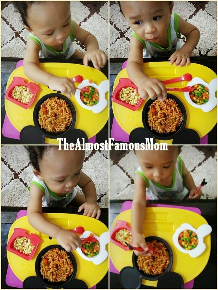 The Almost Famous Mom Mickey Mouse Set Lunch For Junior