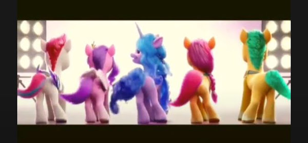 New My Little Pony: A New Generation Trailer Appears! New Scenes and More!