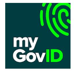 MyGov Logo- App