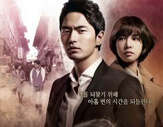 Sinopsis Nine: 9 Times Time Travel Episode 1-20 Lengkap