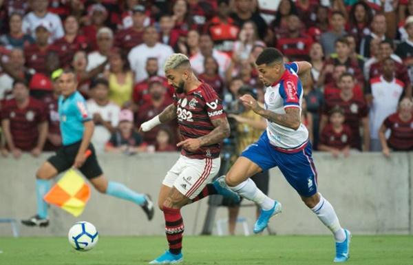 Bahia completa seis jogos sem vencer