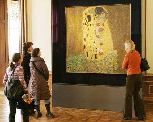 el-beso-gustav-klimt-belvedere-gallery