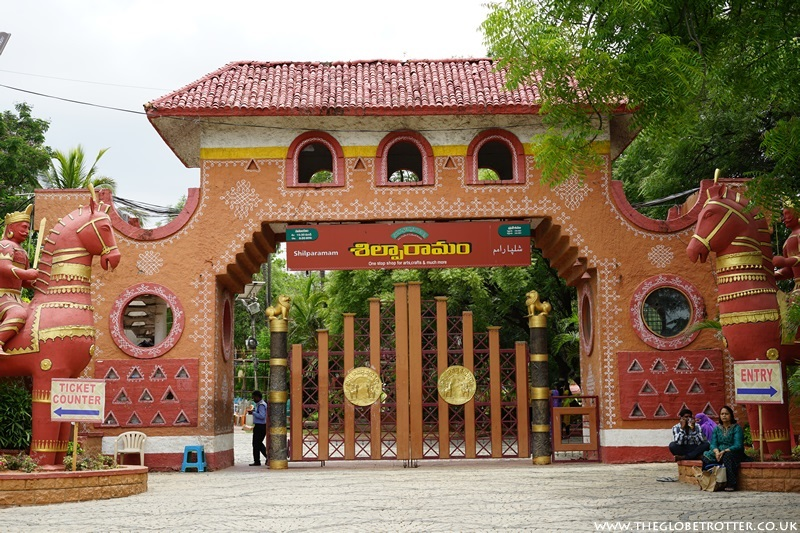 Shilparamam Arts and Crafts Village in Hyderabad