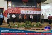 Universitas Jember MoU dengan Para Penegak Hukum dan Institusi Mitra