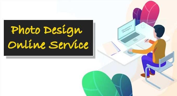 Latest Photo Design Online Service Website