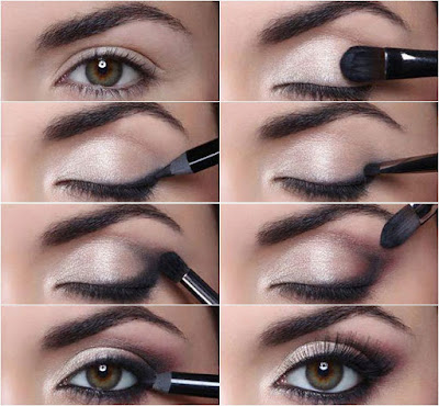 Eye Makeup For Beginners Step By Step - Girlcheck Makeuptips - Makeup Tutorials