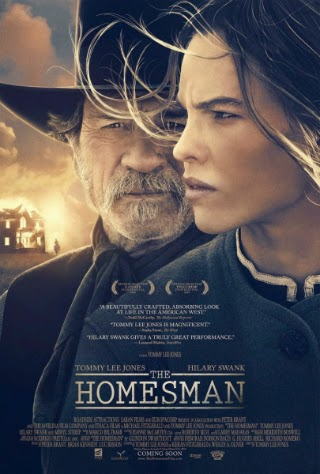 The Homesman [2014] [DVD FULL] [Subtitulos: Español]