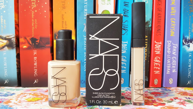 Beauty | NARS Sheer Glow Foundation Review