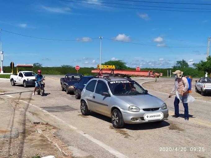 Prefeitura de Angicos confirma desativação das barreiras sanitárias na cidade