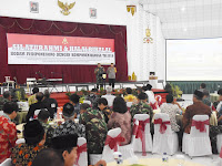 Pangdam IV Gelar Komunikasi Dengan Aparat Pemerintah Se-Jateng