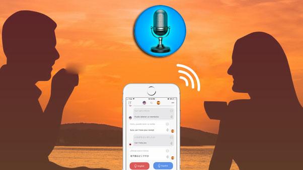 تطبيق ترجمة الصوت لعشاق السفر حول العالم