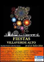 Fin de Fiestas de Villaverde Alto 2016