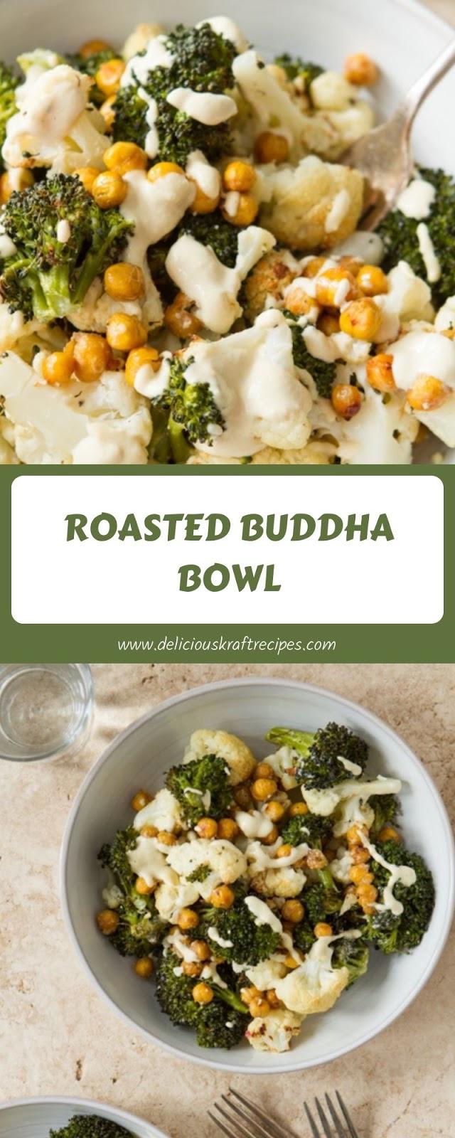 ROASTED BUDDHA BOWL