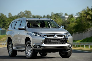 2018 Mitsubishi Pajero arrivera complètement remanié