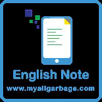 English Note
