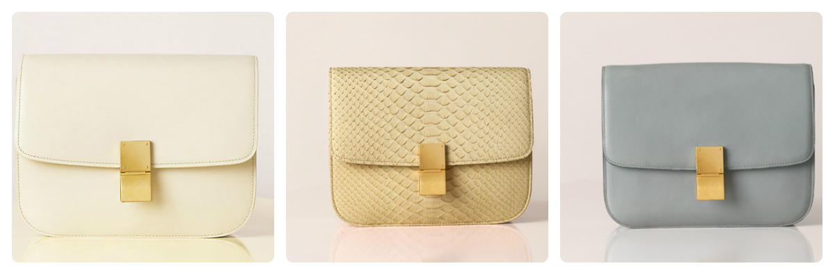 My Small Obsessions  CELINE Bags for Spring Summer 2013 08afae30bac77