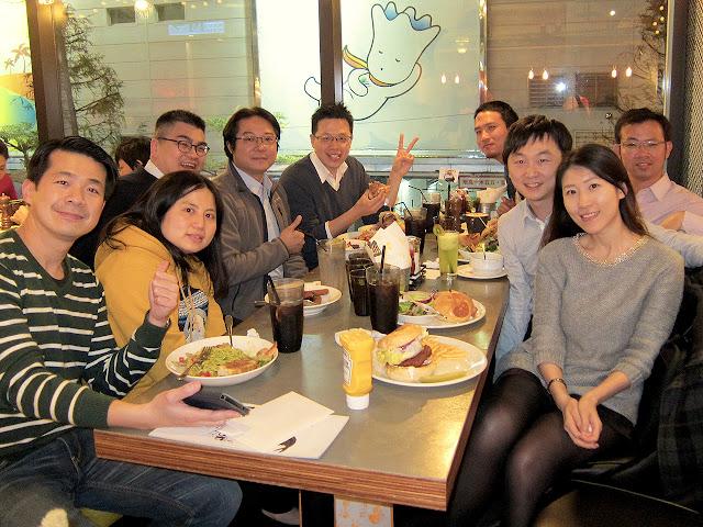 2015 大誠高中小聚會@Dinner