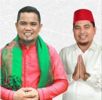 Rapat Paripurna DPRD Pelalawan, Selasa (16/02/2021) menetapkan H. Zukri dan H. Nasarudin, SH, MH ditetapkan sebagai Bupati dan Wakil Bupati terpilih hasil Pilkada 2020.