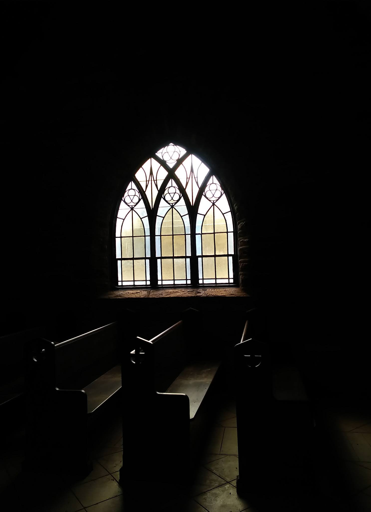 I'm not religious but going to church changed my life