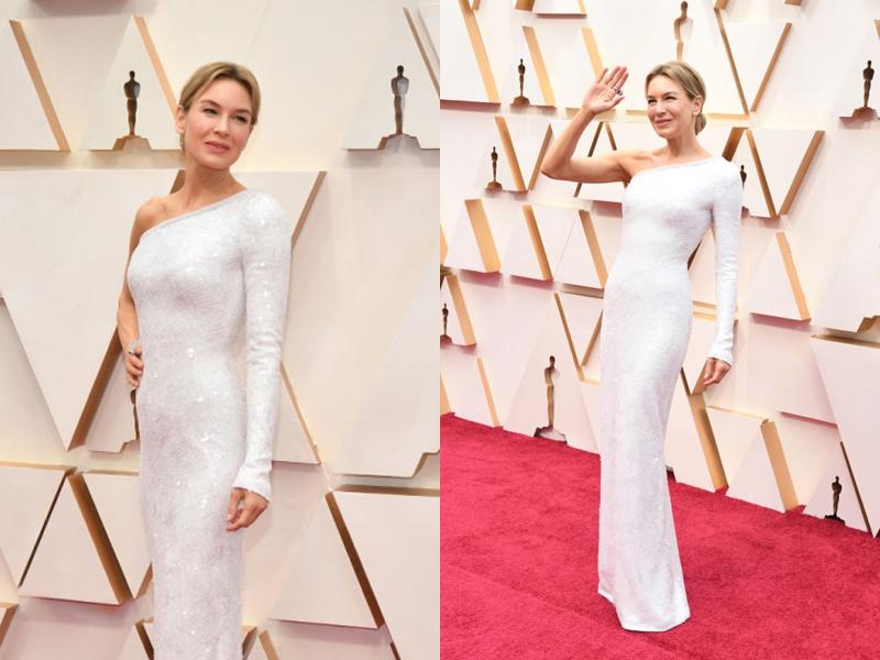 Renee Zellweger The Oscars 2020