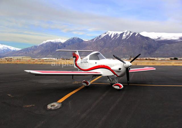 Skycraft SD-1 Minisport aircraft