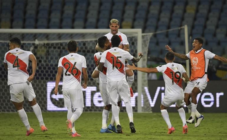 ¡Vamos Perú! Selección peruana clasifica por penales a la semifinal de la Copa América