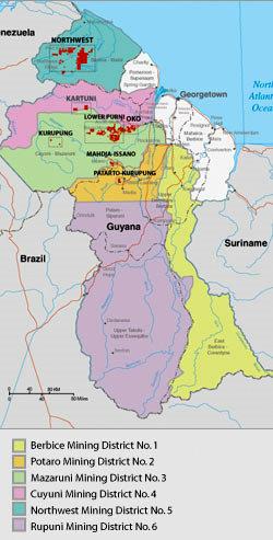 La Guayana Esequiba: Guyana aprovecha recursos naturales para acelerar  desarrollo