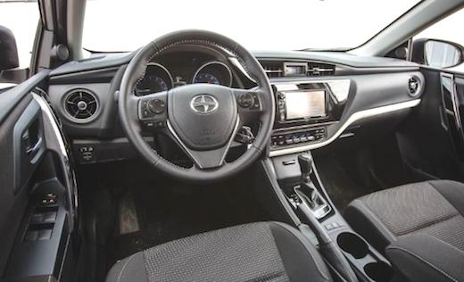 2017 Toyota Corolla IM CVT Review